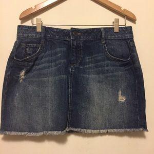 ❤️ 3/$20 Apt 9 Denim Skirt